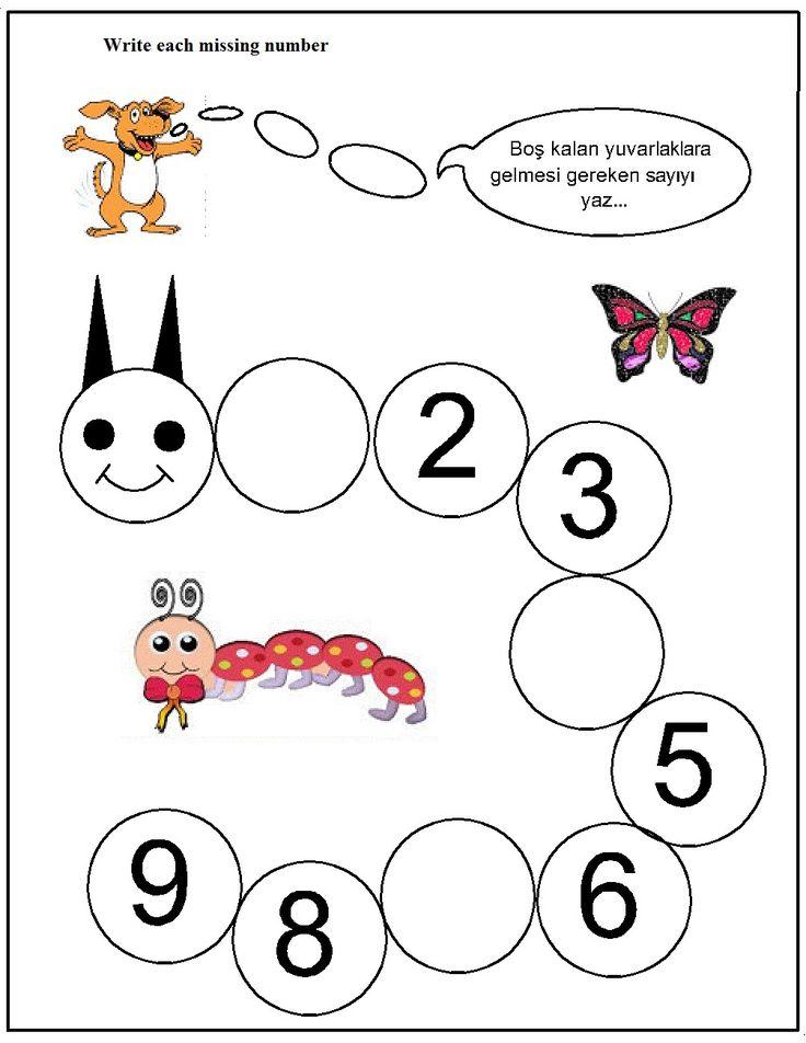 missing number worksheet for kids (4)
