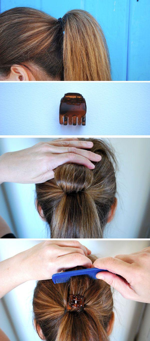 En bad hair day kan en snygg håruppsättning snabbt göra att frisyren går från burr till succé. Vi har browsat hår- och skönhetsbloggar och hittat nio steg för steg-guider som snabbt fixar din frisyr, oavsett om det gäller att snabbt uppdatera hästsvansen, den vanliga hårknuten eller göra en festfin frisyr med flätor. Vill du se…