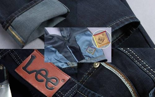 2013 Fashion Designer Brand Men's jeans Water Washed Cotton Denim Trousers Male Size:28~38