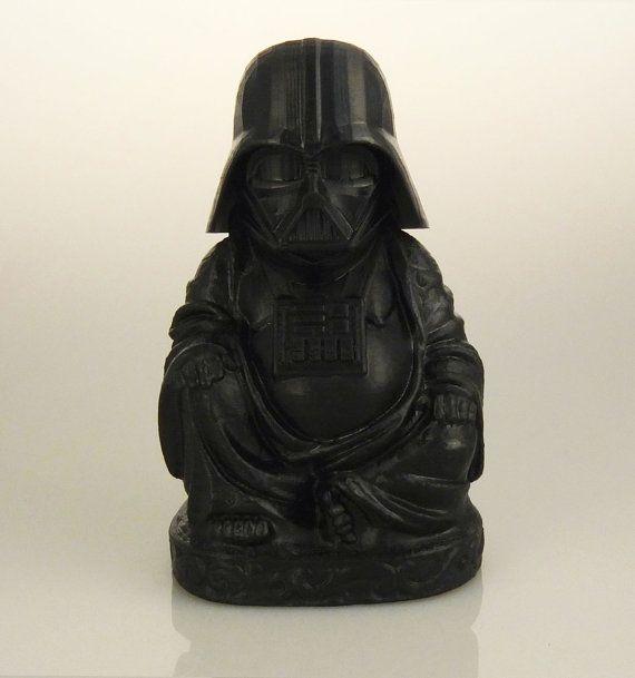 Darth Vader Buda - Ansiedade Monstra