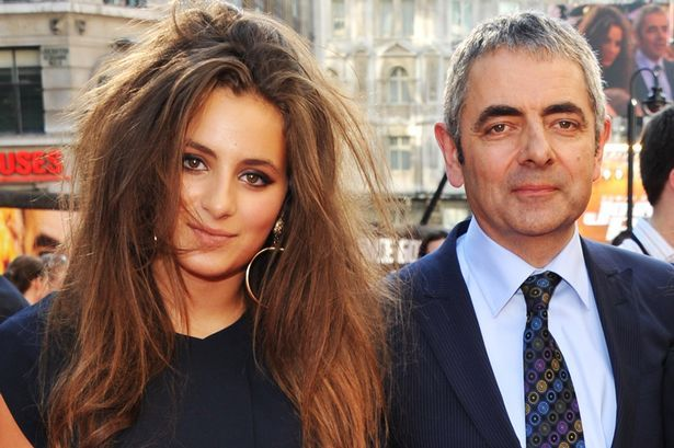 Rowan Atkinson making daughter Lily's pop star dreams come true by 'forking out thousands of pounds' - Mirror Online