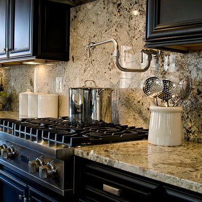best 25 arbeitsplatte k che granit ideas on pinterest. Black Bedroom Furniture Sets. Home Design Ideas
