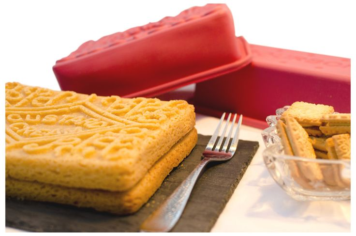 Custard Cream Silicone Cake Mould – Iconic Baking Co