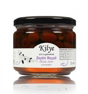 Zeytin Reçeli - http://www.decorillo.com/Kilye-Zeytin-Receli-300-cc,PR-4485.html