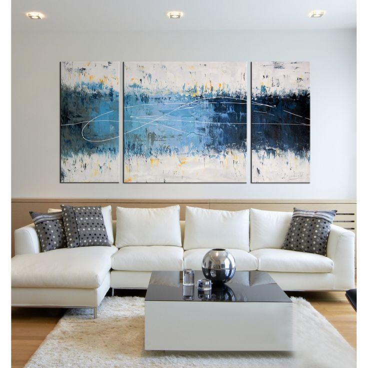 <li>Artist: Unknown</li> <li>Title: Wake Up</li> <li>Product type: Hand painted gallery wrapped canvas art set</li>