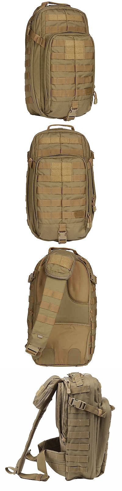 Tactical Bags and Packs 177899: 5.11 Tactical Rush Moab 10 Sandstone Go Bug Out Bag Mobile Operation Attachment BUY IT NOW ONLY: $89.99