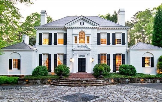 My dream New England house