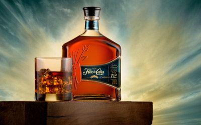 Flor de Caña 12 years aged Rum