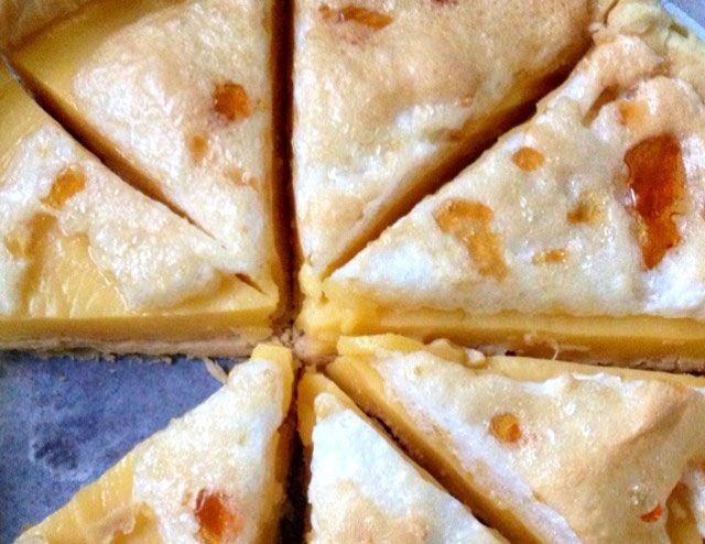Lemon Pie from Sagada Lemon Pie House, Sagada, Philippines