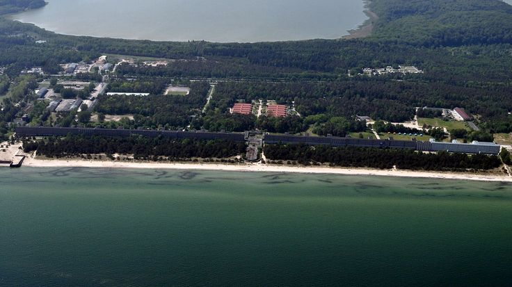 http://ift.tt/2rOI0eZ The Nazis built a 4.5km long beach resort complex on a German Island and none of its 10'000 rooms had been used for more than 70 years.