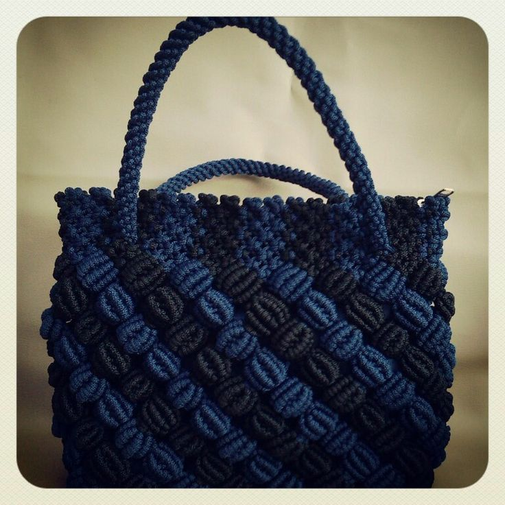1000 ideas about macrame bag on pinterest macrame for How to make a paracord bag