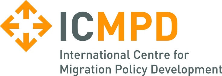 ICMPD – International Centre for Migration Policy Development Logo [EPS-PDF]