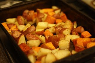 Oven Roasted New Potatoes | RECIPES | Pinterest