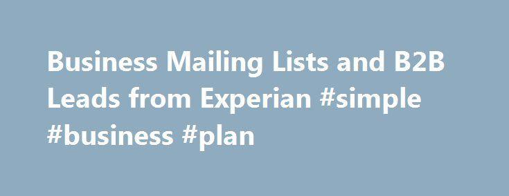 Best 20+ Simple Business Plan Ideas On Pinterest