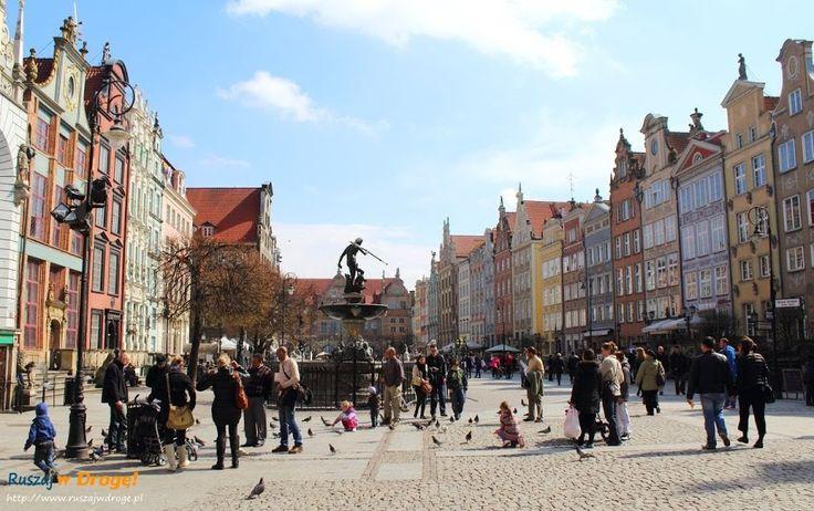 #Gdańsk w jeden dzień: 20 miejsc w #centrum, które warto zobaczyć