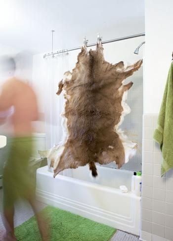 How to Tan a Deer Hide In Your Bathtub | Field & Stream...for less than $30. About to put this to the test...