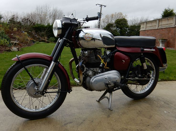 ROYAL ENFIELD CONSTELLATION 1963 700cc