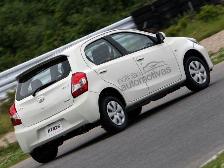 Toyota Etios Facelift