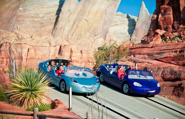 Rental Cars Near Disneyland Anaheim