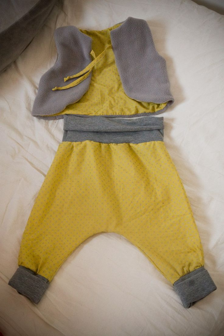 modele tricot sarouel bebe gratuit