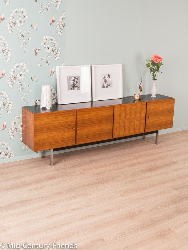 vintage kommoden sideboard musterring 50er 60er kommode vintage ein designerst ck von. Black Bedroom Furniture Sets. Home Design Ideas