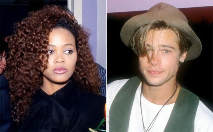 Gal Dated Robin Givens Brad Pitt | Fans Share