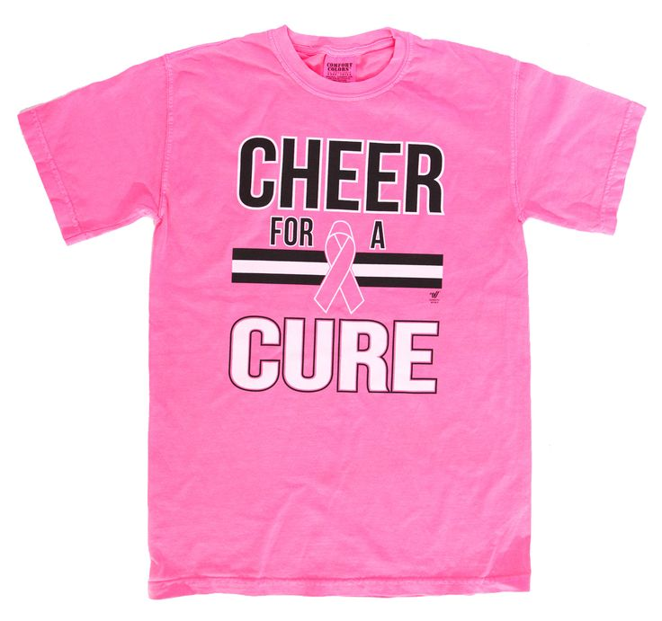 Cheer for a Cure Tee