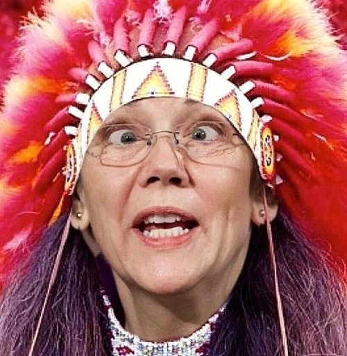 The press is normally solidly behind any nonsense that disgusting Senator Elizabeth Warren throws out. Apparently, the dingbat politician from Massachusetts, to who claims to be Native American, ha…