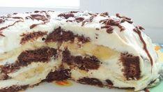 Netradiční perníkový dort připravený pouze ze 4 přísad a bez pečení! | Milujeme recepty