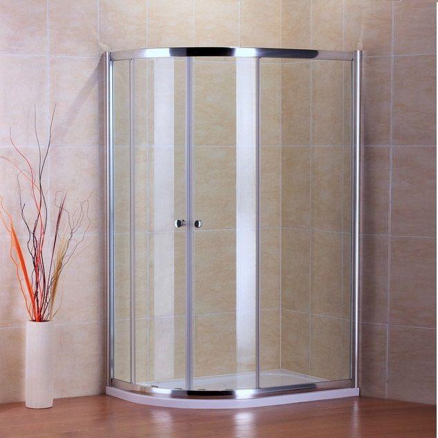 Quadrant Shower Enclosures - Shower Cubicles - Aica Bathrooms