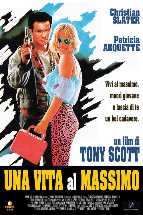 Watch True Romance 1993 Full Movie Online Free