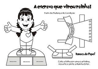 Escola Sabatina com Tia Malu: RAINHA ESTER