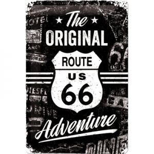 Route 66 Orginal peltikyltti. 14,90e