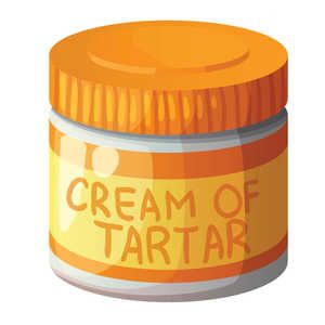 Subsitute 1 teaspoon of white vinegar or lemon juice for every  1/2 of teaspoon of cream of tartar used in a recipe - like in a meringue, but when needing a substitute for cream of tartar in other recipes.....