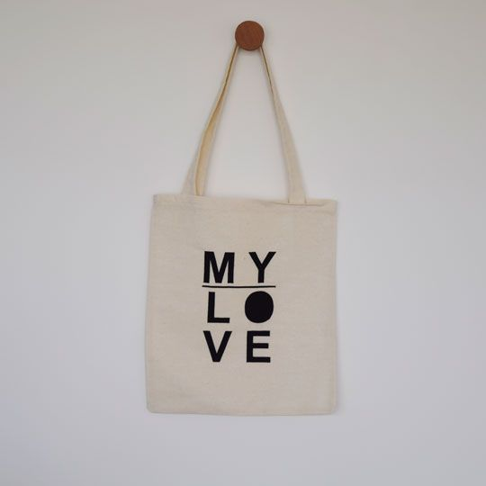 Made By Mee + Co | My Love Tote