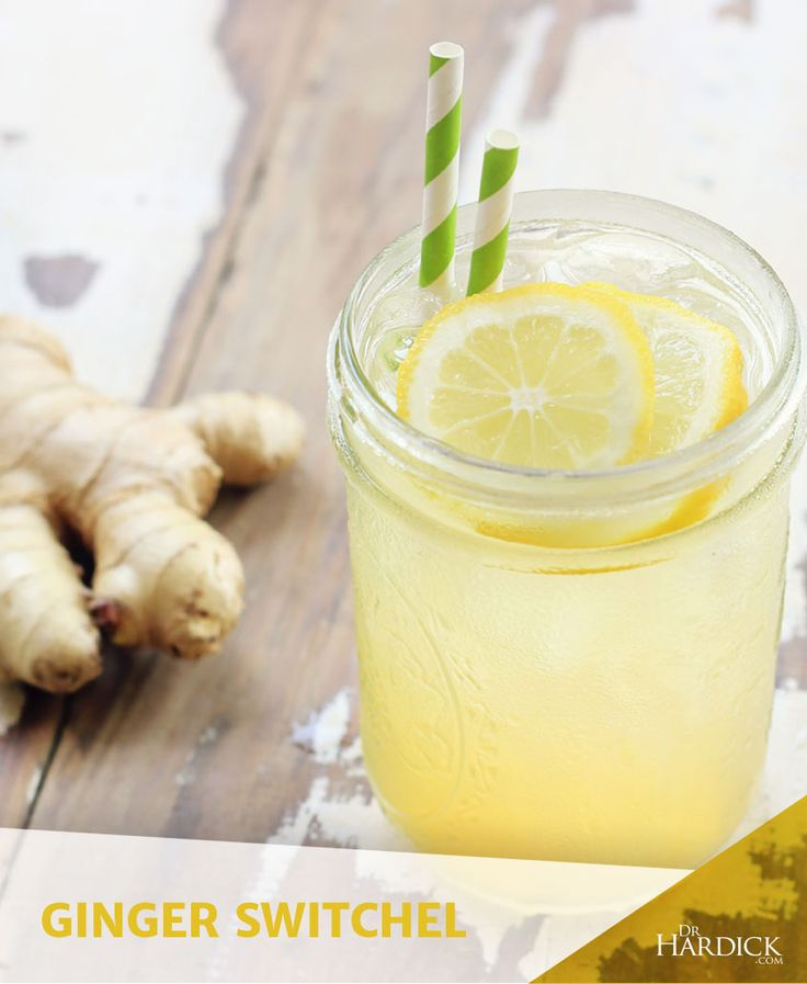 Ginger Switchel | Looking for a powerful detox punch? Try this Ginger ...