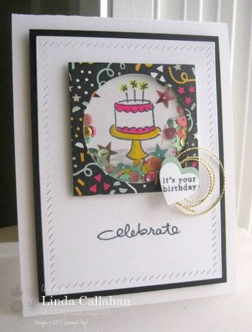 Stamp Review Crew: Endless Birthday Wishes