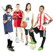 Youth Baseball Uniforms and Youth Soccer Uniforms and Youth Basketball Uniforms and Girls' Softball Uniforms