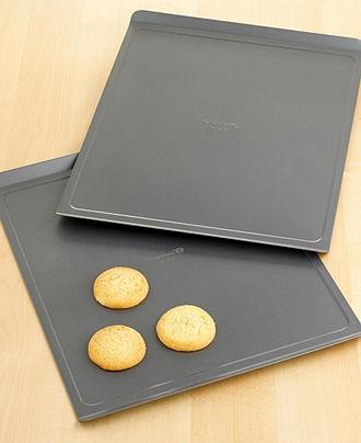 """Calphalon Classic Nonstick Cookie Sheet Set, 14"""" x 17 ..."""