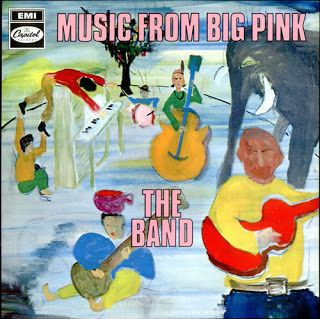 The Band - Music from Big Pink (1968)    http://artesuono.blogspot.it/2017/06/the-band-music-from-big-pink-1968.html