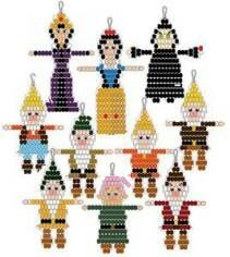 Disney Characters : Snow White and The Seven Dwarfs
