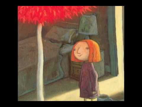 An amazing animation of the book of Shaun Tan, the red tree.