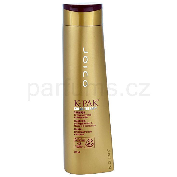 Šampon pro barvené vlasy JOICO K-PAK COLOR THERAPY | parfums.cz