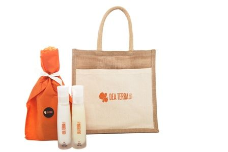 Body SUMMER KIT DEA TERRA ITALIA - BEAUTY LINE NATURAL AND MADE IN ITALY - SPECIAL OFFER ON SUMMER