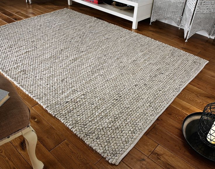 Savannah Textured Wool Rug for the comfort and luxury you are looking for. #woolrugs #greyrugs #largerugs #texturedrugs #modernrugs #luxuryrugs