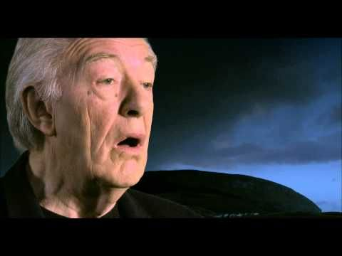 'The Song of Wandering Aengus' by W.B. Yeats with actor Michael Gambon - YouTube