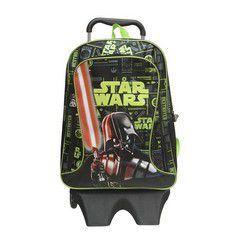 Τσάντα τρόλλευ δημοτικού Star Wars