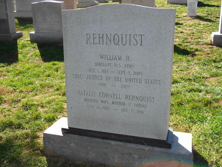 William rehnquist a pinteresten william rehnquist 16th chief justice of the us supreme court fandeluxe Document