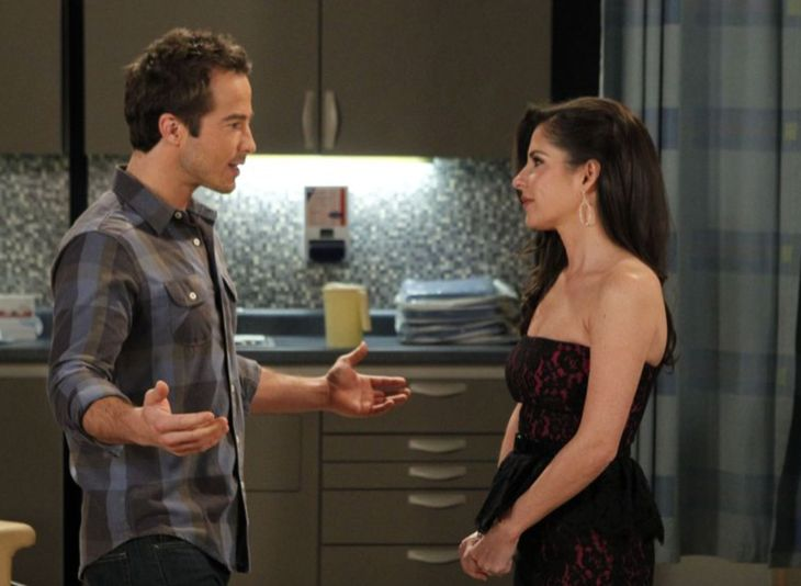'General Hospital' (GH) fans have been missing their favorite, newlywed doctor Lucas Jones (Ryan Carnes), especially since his husband Lat Technician Brad Cooper (Parry Shen) has been back on screen for a little while now. Ryan Carnes ensures fans that he is definitely coming back, but he is not sur