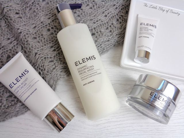 elemis dynamic resurfacing collection review
